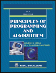 Principle Of Programming And Algorithm