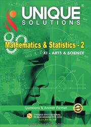 Mathematics & Statistics -II