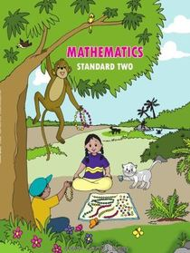 Mathematics  (English 2nd Standard Maharashtra Board)