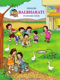 English Balbharati (English 4th Std Maharashtra Board)