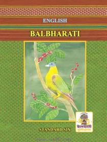 English Balbharati (English 6th Std Maharashtra Board)