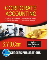 Corporate Accountancy