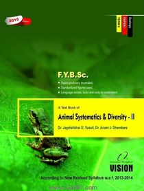 ANIMAL SYSTEMATICS & DIVERSITY - II