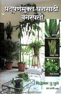 प्रदूषणमुक्त घरासाठी वनस्पती