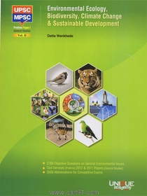 Environmental Ecology, Biodiversity, climate change & Sustainable Development