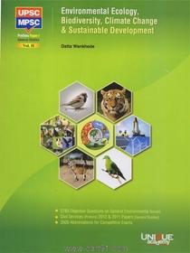 Environmental Ecology, Biodiversity, climate change & Sustainable Development
