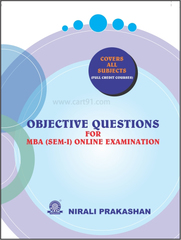 Objective Questions For Mba Online Exam