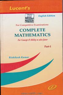 Complete Mathmatics part 1