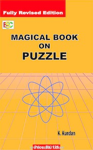 Magical Book on Puzzle