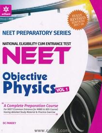 NEET Objective Physics Vol 1