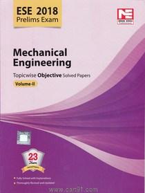 Mechanical Engineering Vol II