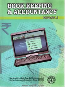 Book-keeping & Accountancy (English 11th Std Maharashtra Board)