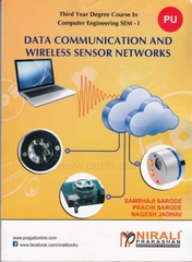 Data Communication And Wireless Sensor Networks