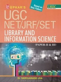 UGC NET JRF SET Library And Information Science Paper II And III