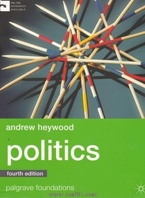 Andrew Heywood Politics