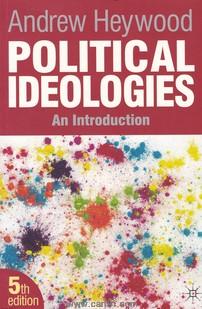 Andrew Heywood Political Ideologies