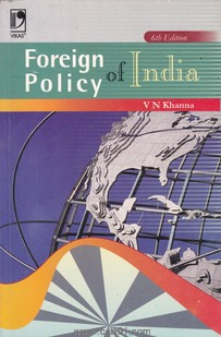 Foreing Policy Of India