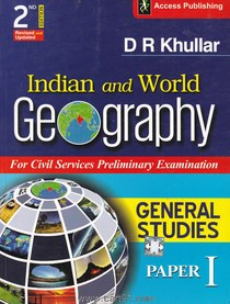 Indian And World Geography Paper I