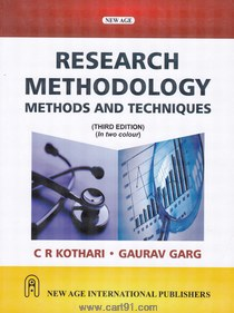 Research Methodology Methods And Thechniques