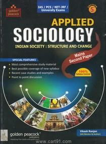 Applied Sociology Indian Society Structure And Change