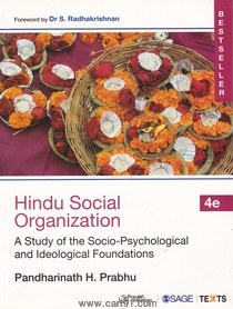 Hindu Social Organization 4e