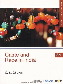 Caste And Race In India 5e