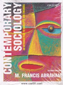 Contemporary Sociology In Introduction To Concepts And Theories