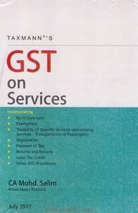 GST on Servises