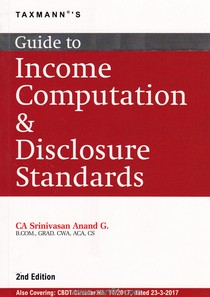Guide Income computation And Disclosure standards