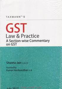 GST Law And Practics