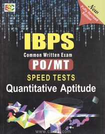 IBPS Common Written Exam POMT Speed Tests Quantitative Aptitude
