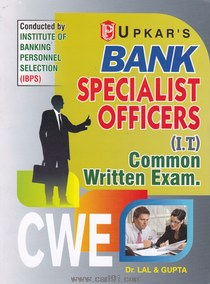 Bank Specialist Officers (I.T) Common Written Exam