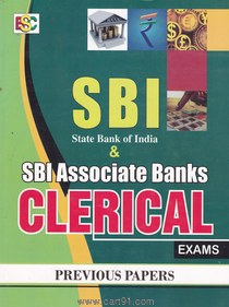 SBI And SBI Associate Banks Clerical Exam Previous Papers