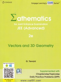 Mathematics For JEE (Advance) 2e Vectors And 3D Geometry