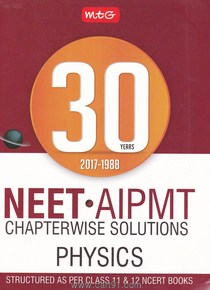 30 2017-1988 NEET AIPMT Chapterwise Solutions Physics