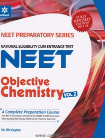 NEET Objective Chemistry Vol 2