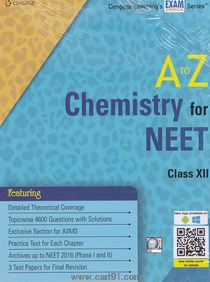 A To Z Chemistry For NEET Class XII