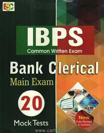 IBPS 20 Moc Test Bank Clerical