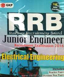 RRB Junior Electrical Engineering Recruitment Examination 2016