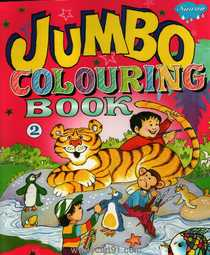 Jombo Colouring Book 2