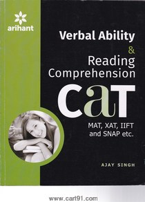 Verbal Ability And Reading Comprehension CAT