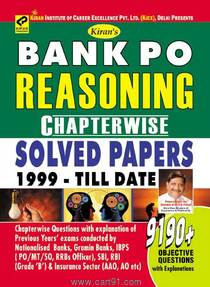 Bank Po Reasoning Chapterwise Solved Papes 1999 To Till Date