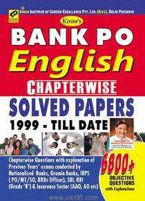 Bank PO English Chapterwise Solved Papers 1999 To till Date
