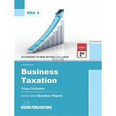BUSINESS TAXATION