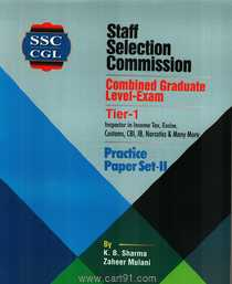 Staff Selection Commission Combined Graduate Level Exam Tier 1