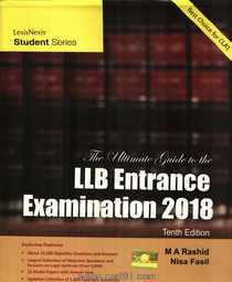 LLB Entrance Examinations 2018