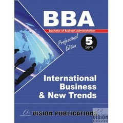 INTERNATIONAL BUSINESS AND NEW TRENDS