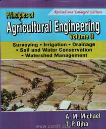 Principles Of Agriculural Engineering Volume II
