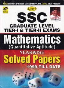 SSC Graduate Lavel Tier l And ll Exams Mathematics Quantitative Aptitude