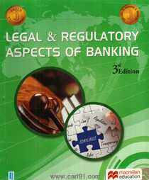 Legal And Regulatory Aspects Of Banking 3rd Edition